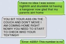 funny teen texts