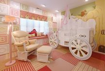 Kids bedrooms / by Alejandra Navas