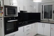 mutfak siyah beyaz