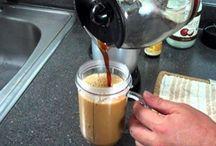 Café coco oil