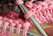Blankets / Crochet or knitting blankets for kids or adults