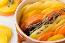 legumes cuisiné
