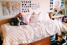 College/ Dorm room ideas