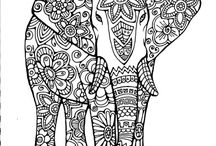 °°Coloring page for adult°°