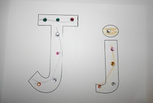 Letter J: Jungles, Jewels, & More / Preschool activities and crafts for the letter J. / by Jackie