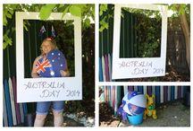 Australia day house warming party