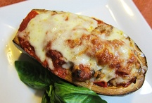 eggplant / foods
