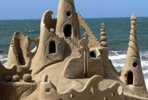 ⭐️Zandkastelen/Sandcastle