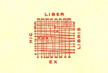 Design // ex libris