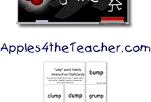 Literacy - Word Families - Word Family Activities / Elementary literacy resources - word families.  Word family activities include flash cards, worksheets, word jumbles and word search puzzles. Chunking, rhyming and consistent sounds are reinforced by word families. / by Apples4theTeacher.com