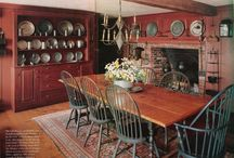 Country Dining Rooms / by Anne Nichols