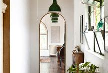 HOME // Hallway / by Melissa Kelly