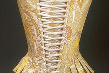 XVIII century underwear