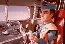 Thunderbirds are go! & other Gerry Anderson's work