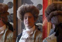 perruque et coiffure