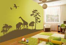 Maľby na stene