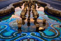 Luxury Mosaic Pools
