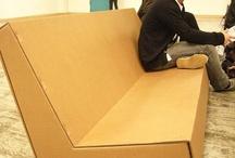 Cardboard / by Lynsey Sperry Howell