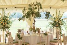 Country Vintage Marquee Wedding / Some pics from my county vintage wedding in July 2014 in Kent.