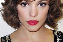 Hair and makeup / by Rebeca Milner