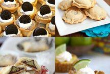 Sweet Overload / Whenever wherever I go, dessert first!