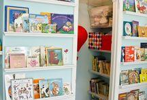 Bibliotecas niñas