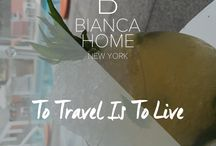 Bianca Home New York / BIANCA HOME NY |  Bianca Home NY is an inspiring luxury home and lifestyle online boutique showcasing luxury candles with a message.  Q. Where did Bianca Home NY come from?  B. Like my mother, I love to travel. Although she always says, she doesn't hold a candle to the travels I have experienced. The name BIANCA HOME is simple - when I travel I immerse myself into the place that I am visiting and it becomes home; no matter where I am. Go To www.BiancaHomeNY.com To Learn More.