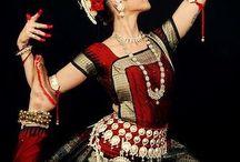 Indian dance - danza india
