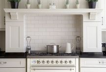 kitchen ideas / by Sherry Smith Lamb