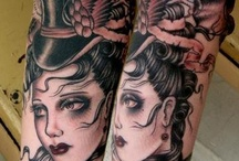Rose Hardy Tattoos / by Jessie Lane