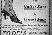 Vintage ads / Lots of vintage ads from Lancaster, Pa. newspapers. / by Lancaster Life
