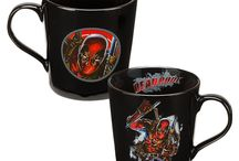 Gifts for the Deadpool Fan / VANDOR – WHERE LEGENDS LIVE  Making retro cool since 1957, legends live on at Vandor - suppliers of hip and functional products for fans of all ages.  For more than 55 years, Vandor has set new standards in the design and marketing of licensed consumer goods that uphold the integrity of legendary properties.  #Marvel #MarvelComics #Deadpool #Products #Gifts #VandorLLC