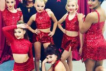 group dance costumes