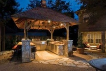 Patio and outdoor