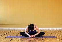 Yoga / Bedtime routine
