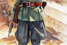 ww2 egyenruhák , harckocsik , képek, minden ami kellet