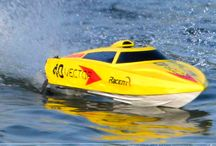 Remoted Controlled Racing Boats and Yachts / All about RRC Racing Boats and Yachts