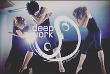 deepWORK / deepWORK - it's unique athletic training for everyone. It is the most popular training program in Europe. You must try it!!! Keep calm and deep work