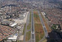 Aeronáutica / Aviação, aeroportos e aeronaves