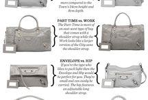 Bag Glossary