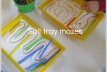 Learning for Littles / Ideas for Preschool. / by Shellie Henrie