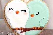 Sugar cookie decorating / by Amanda Shepherd Fulbright