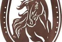 Horse card / Cardmaking