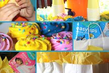 Party Ideas / party ideas for the whole family, from baby showers to graduations!