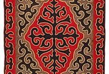 Asya desenleri