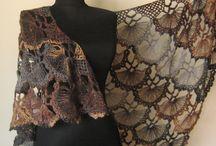 Crochet Shawles