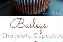 Chocolate Cupcakesk