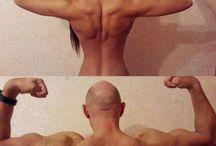 【anatomy】背中