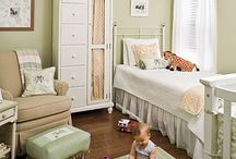 Nursery, Rooms & Kids Spaces / Here are some inspirations for creating your baby's own space and rooms to grow in!  I love seeing a room come together.