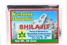 Shilajit Products
